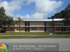 207 NW 32nd Ct #207, Pompano Beach, FL 33064 (#F10209334) :: Dalton Wade
