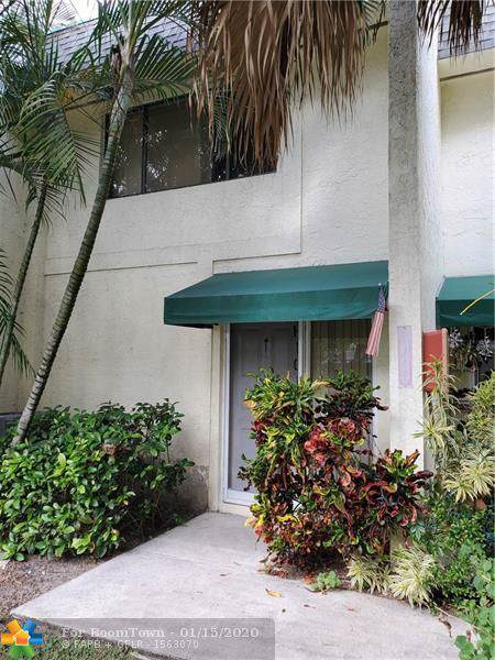 65 Deer Creek Rd #101, Deerfield Beach, FL 33442 (MLS #F10210271) :: Green Realty Properties