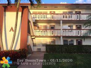 3 Brighton A #3, Boca Raton, FL 33434 (MLS #F10210663) :: Green Realty Properties