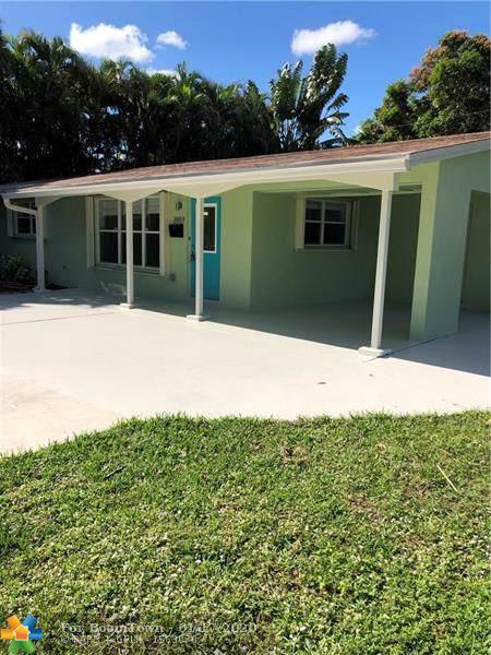 3009 NE 3rd Ave, Wilton Manors, FL 33334 (MLS #F10211432) :: Castelli Real Estate Services