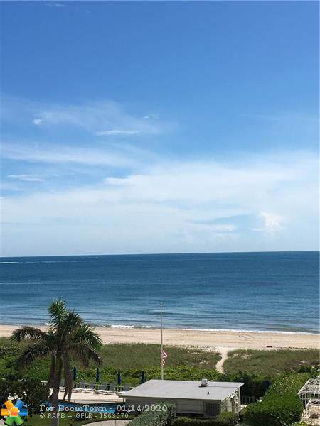 1900 S Ocean Blvd 5J, Lauderdale By The Sea, FL 33062 (MLS #F10211492) :: GK Realty Group LLC