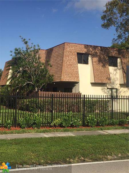 107 San Remo Blvd #107, North Lauderdale, FL 33068 (MLS #F10212167) :: RICK BANNON, P.A. with RE/MAX CONSULTANTS REALTY I