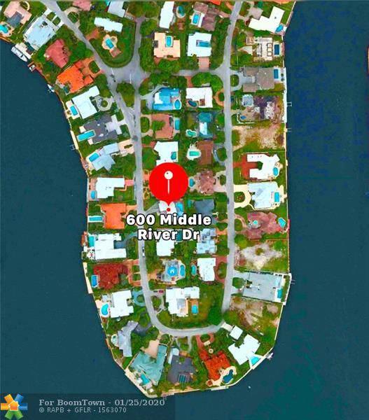 600 Middle River Dr, Fort Lauderdale, FL 33304 (MLS #F10212295) :: GK Realty Group LLC
