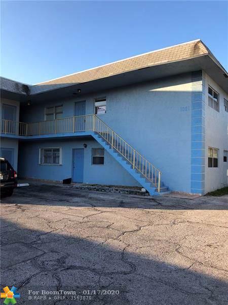 1021 NW 45th St #4, Deerfield Beach, FL 33064 (MLS #F10212310) :: Castelli Real Estate Services