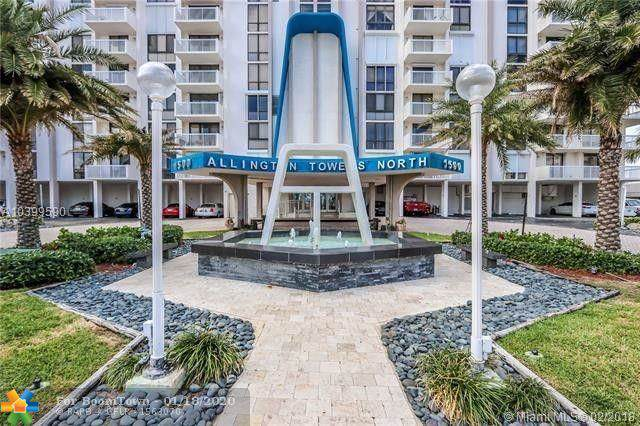 1500 S Ocean Dr 2G, Hollywood, FL 33019 (MLS #F10212362) :: RICK BANNON, P.A. with RE/MAX CONSULTANTS REALTY I