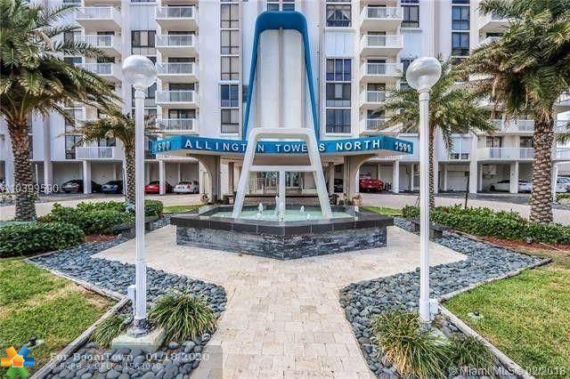 1500 S Ocean Dr 2G, Hollywood, FL 33019 (MLS #F10212362) :: Berkshire Hathaway HomeServices EWM Realty