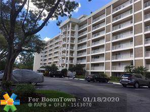 3080 N Course Dr #802, Pompano Beach, FL 33069 (MLS #F10212401) :: Green Realty Properties