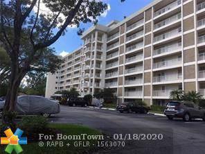 3080 N Course Dr #802, Pompano Beach, FL 33069 (MLS #F10212401) :: The O'Flaherty Team