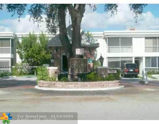 6295 Bay Club Dr. 1 Bld.6, Fort Lauderdale, FL 33308 (MLS #F10212491) :: The Paiz Group