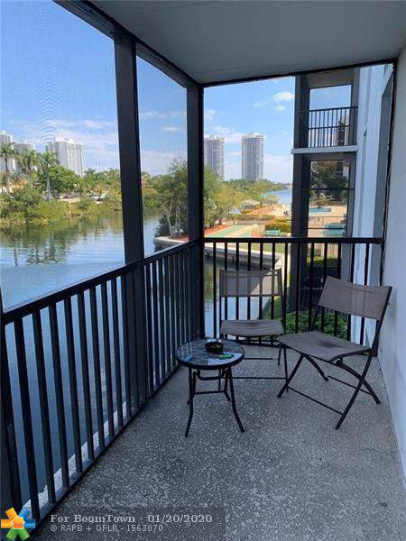 3401 N Country Club Dr #202, Aventura, FL 33180 (MLS #F10212542) :: Green Realty Properties