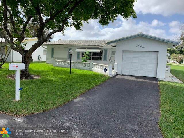 1651 NW 82nd Ter, Plantation, FL 33322 (#F10212560) :: Adache Real Estate LLC