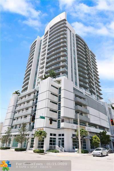 315 NE 3rd Ave #1006, Fort Lauderdale, FL 33301 (MLS #F10212691) :: Castelli Real Estate Services