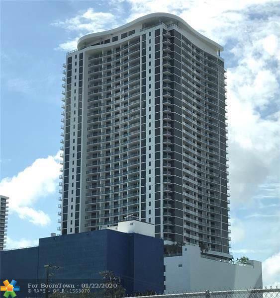 1600 NE 1st Ave #1118, Miami, FL 33132 (MLS #F10212900) :: Green Realty Properties