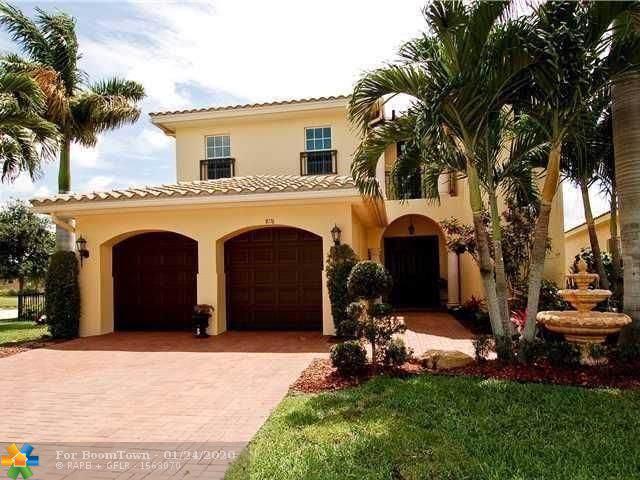 8176 NW 106th Ln, Parkland, FL 33076 (MLS #F10213342) :: Green Realty Properties