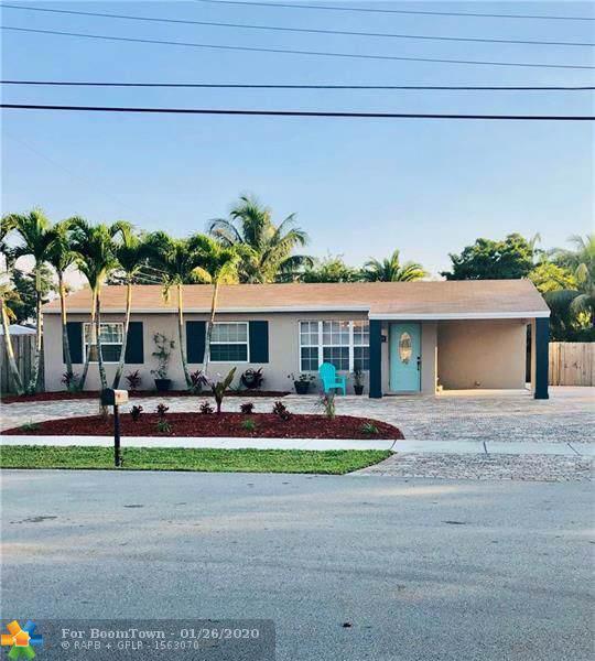 4420 SW 24th St, Fort Lauderdale, FL 33317 (MLS #F10213601) :: GK Realty Group LLC