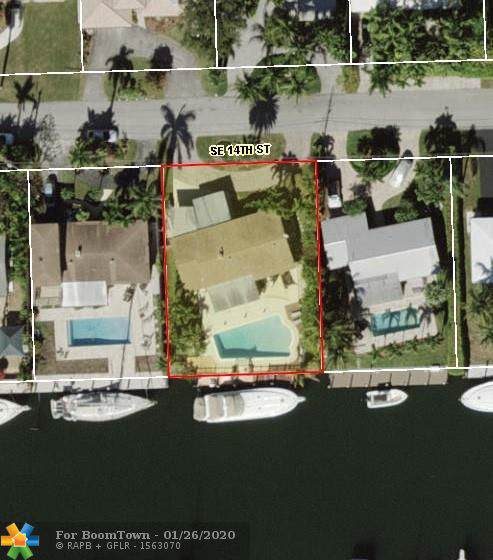 1530 SE 14th Street, Fort Lauderdale, FL 33316 (MLS #F10213717) :: The Howland Group