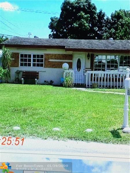 6800 SW 26th St, Miramar, FL 33023 (MLS #F10214185) :: Green Realty Properties