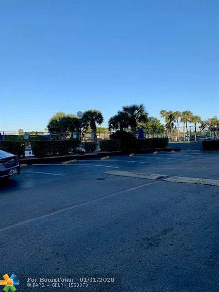 8000 Hampton Blvd #512, North Lauderdale, FL 33068 (MLS #F10214625) :: Green Realty Properties