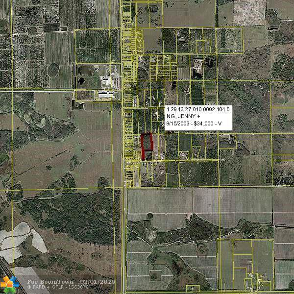 320 G Road, Other City - In The State Of Florida, FL 33935 (MLS #F10214889) :: The Paiz Group