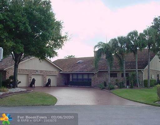 2100 NW 105 Ln, Coral Springs, FL 33071 (MLS #F10215812) :: Green Realty Properties