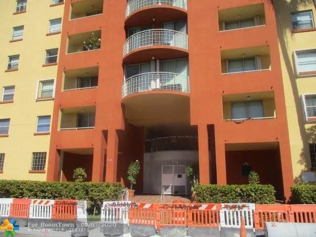 501 SW 1st St #602, Miami, FL 33130 (MLS #F10215905) :: Berkshire Hathaway HomeServices EWM Realty