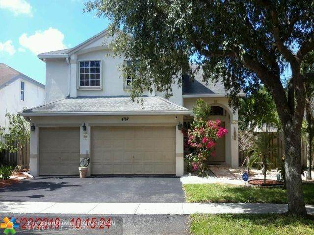 4762 NW 15th St, Coconut Creek, FL 33063 (MLS #F10215969) :: Green Realty Properties