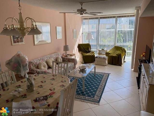 210 172nd St #538, Sunny Isles Beach, FL 33160 (MLS #F10216137) :: The Paiz Group