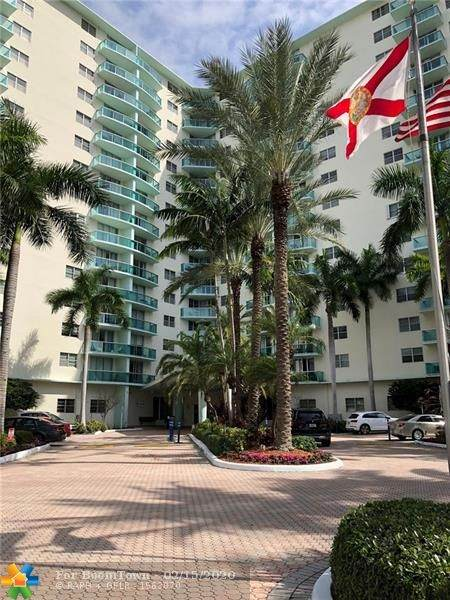 3901 S Ocean Dr 5E, Hollywood, FL 33019 (MLS #F10216525) :: Castelli Real Estate Services
