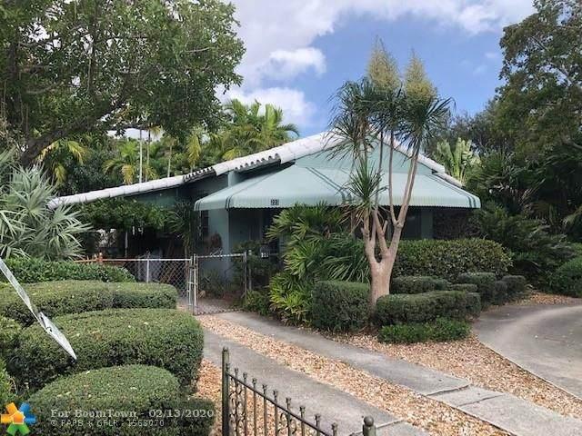 223 SW 17th St, Fort Lauderdale, FL 33315 (#F10216852) :: Ryan Jennings Group