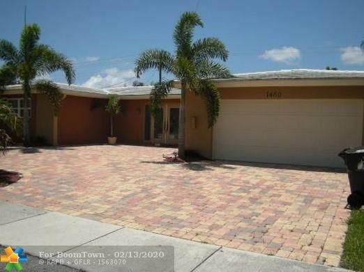 1460 NE 62nd St, Fort Lauderdale, FL 33334 (MLS #F10216868) :: RE/MAX