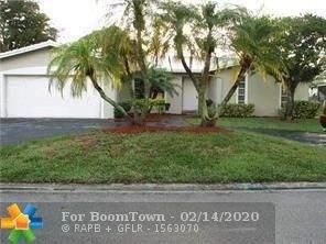 2026 NW 86 Way, Coral Springs, FL 33071 (MLS #F10217102) :: Green Realty Properties