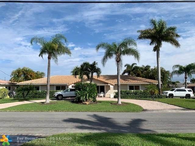 540 SE 18th Ave, Pompano Beach, FL 33060 (MLS #F10217117) :: Berkshire Hathaway HomeServices EWM Realty