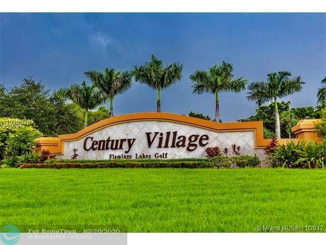 701 SW 142nd Ave #311, Pembroke Pines, FL 33027 (#F10217281) :: Real Estate Authority
