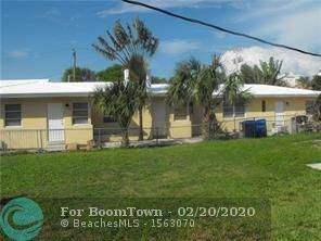 4561 Poinciana St, Lauderdale By The Sea, FL 33308 (MLS #F10217290) :: Castelli Real Estate Services