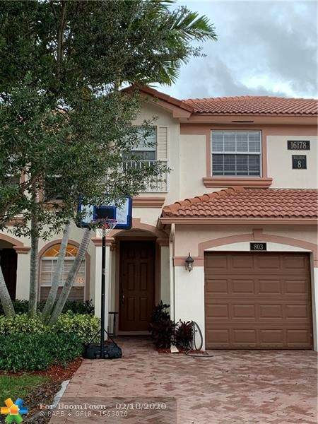 16178 Poppyseed Circle #803, Delray Beach, FL 33484 (MLS #F10217382) :: THE BANNON GROUP at RE/MAX CONSULTANTS REALTY I