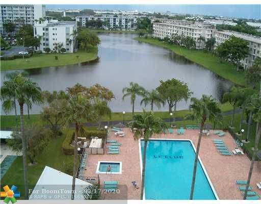 2205 S Cypress Bend Dr #304, Pompano Beach, FL 33069 (MLS #F10217383) :: Green Realty Properties