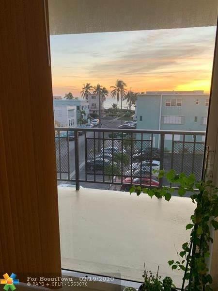 1501 S Ocean Dr #403, Hollywood, FL 33019 (MLS #F10217456) :: Castelli Real Estate Services