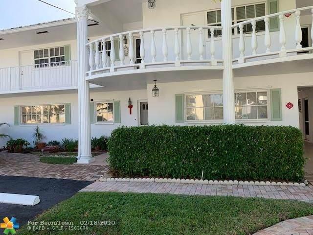 2820 NE 30th St #1, Fort Lauderdale, FL 33306 (#F10217567) :: Dalton Wade