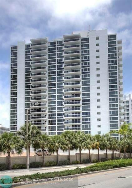 2715 N Ocean Blvd 6C, Fort Lauderdale, FL 33308 (MLS #F10217815) :: Berkshire Hathaway HomeServices EWM Realty