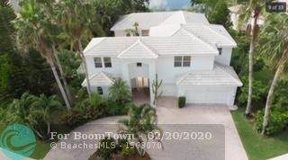 11230 Sea Grass Cir, Boca Raton, FL 33498 (MLS #F10217854) :: Green Realty Properties
