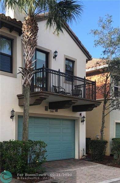 12680 NW 32nd Ct #12680, Sunrise, FL 33323 (MLS #F10218074) :: THE BANNON GROUP at RE/MAX CONSULTANTS REALTY I