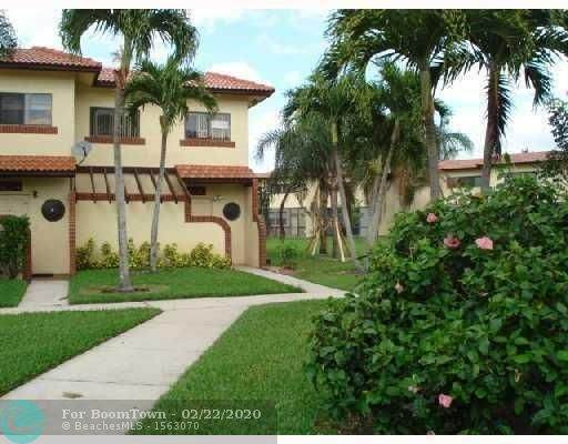 4763 NW 90TH AV #118, Sunrise, FL 33351 (MLS #F10218244) :: Castelli Real Estate Services
