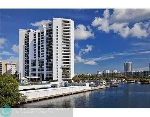 300 Three Islands Blvd #405, Hallandale, FL 33009 (MLS #F10218325) :: Green Realty Properties
