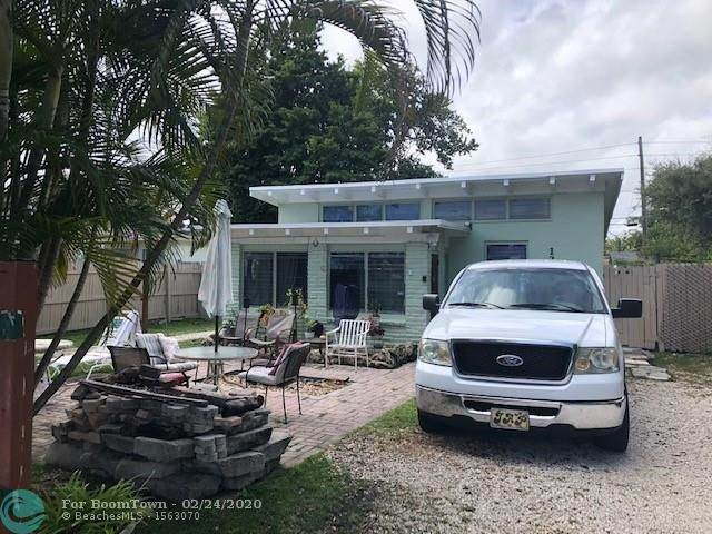 1205 NW 3rd Ave, Fort Lauderdale, FL 33311 (MLS #F10218513) :: Green Realty Properties
