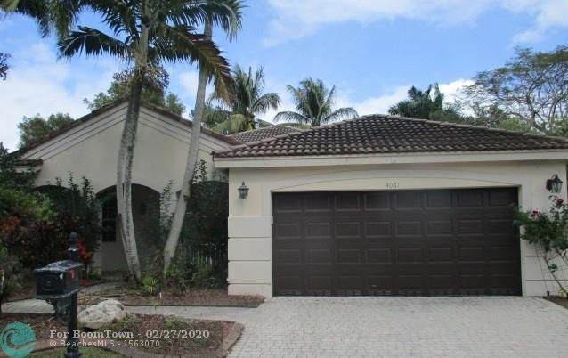 4061 Holly Ct, Weston, FL 33331 (MLS #F10219015) :: Berkshire Hathaway HomeServices EWM Realty