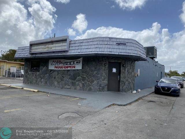 600 S Dixie Hwy, Hollywood, FL 33020 (MLS #F10221691) :: The O'Flaherty Team