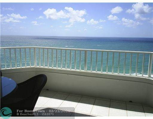1340 S Ocean Blvd #1608, Pompano Beach, FL 33062 (MLS #F10222894) :: Green Realty Properties