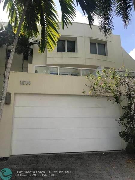 1514 SE 12th St #2, Fort Lauderdale, FL 33316 (MLS #F10223710) :: The Paiz Group