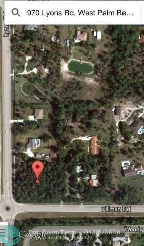 970 Lyons Rd, West Palm Beach, FL 33411 (#F10224317) :: Treasure Property Group