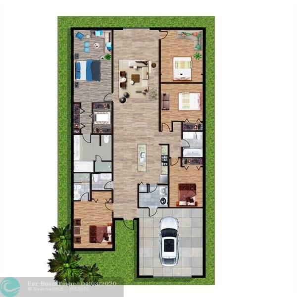 4409 SW 20th St, West Park, FL 33023 (MLS #F10224337) :: RE/MAX